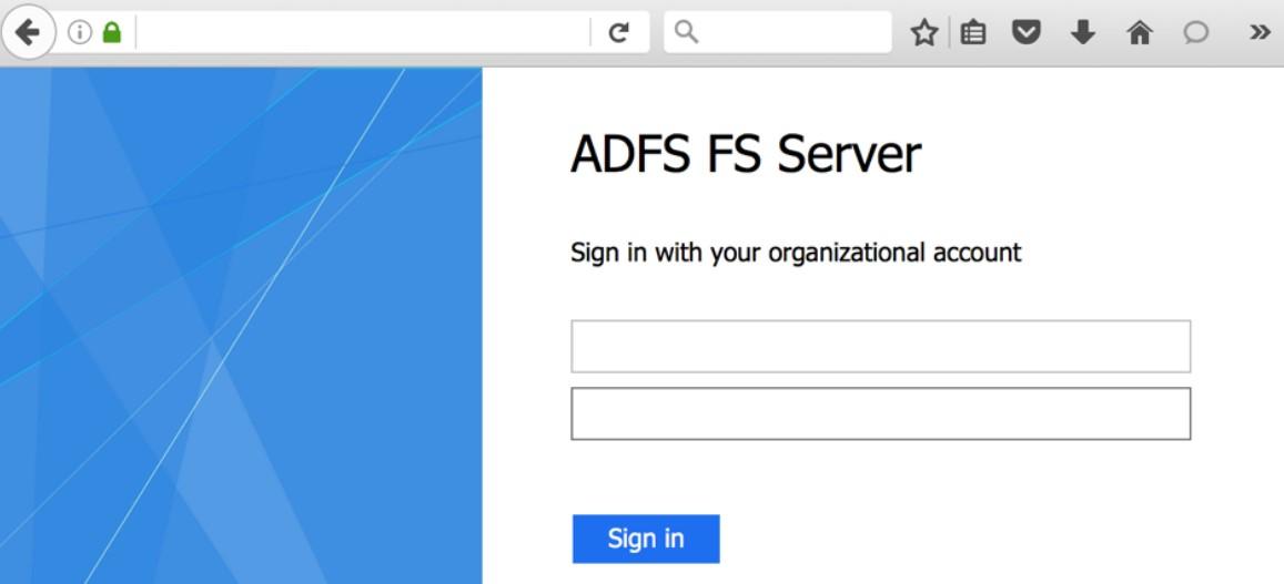 ADFS Server