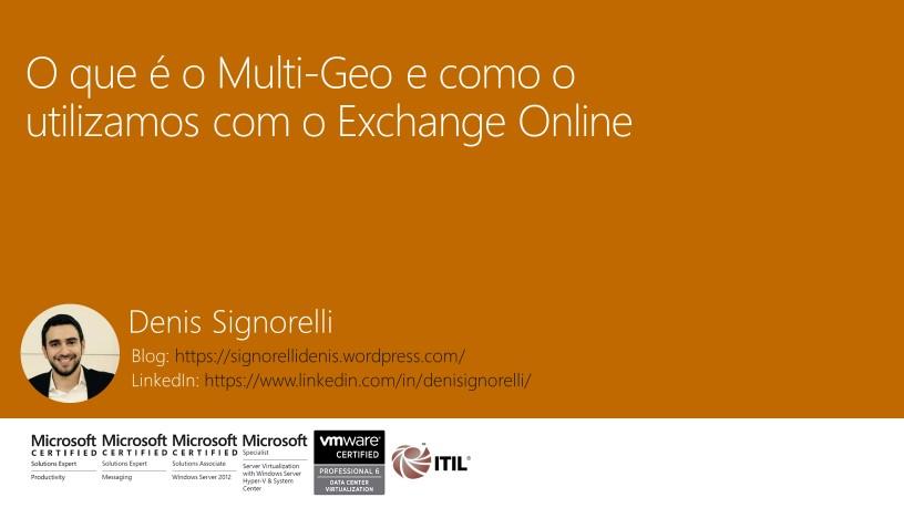 Multi-Geo