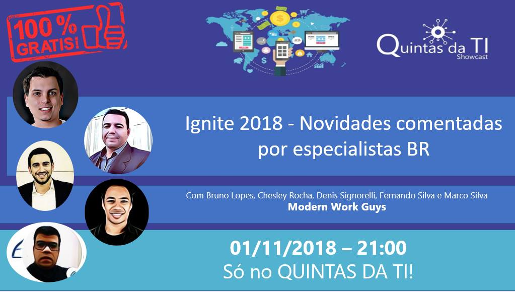Quintas da TI - Modern WorkGuys